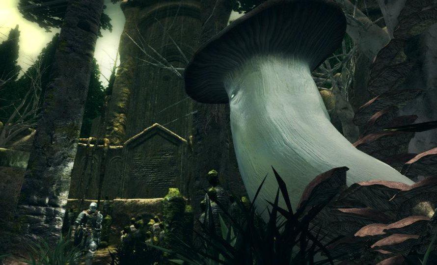 Dark Souls II revealed at the VGA
