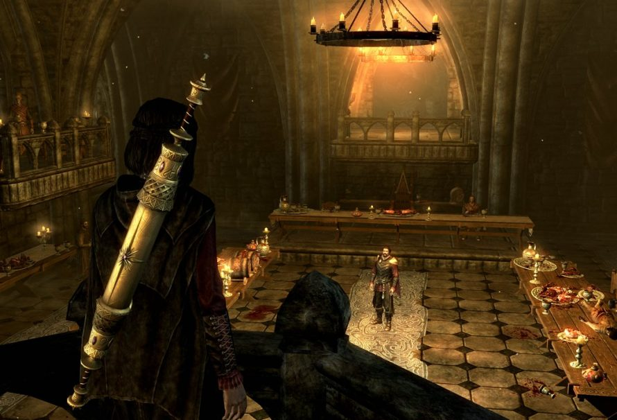 E3 2012: Skyrim Dawnguard DLC Game Length Revealed