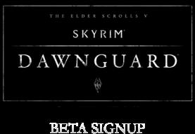 Sign Up for Skyrim: Dawnguard DLC Beta Now!