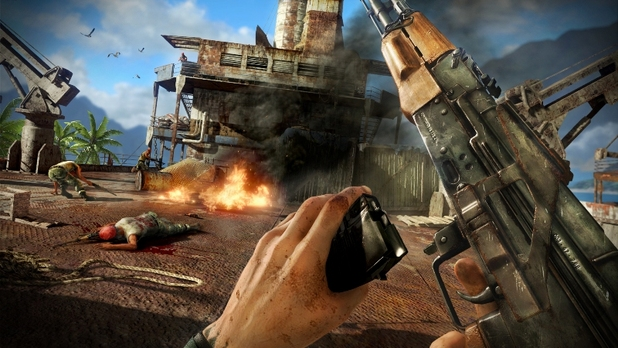 "Far Cry 3 Multiplayer ""Does Not Support Dedicated Servers"""