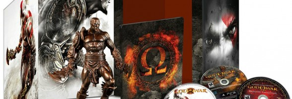 Sony Reveals God of War Omega Edition