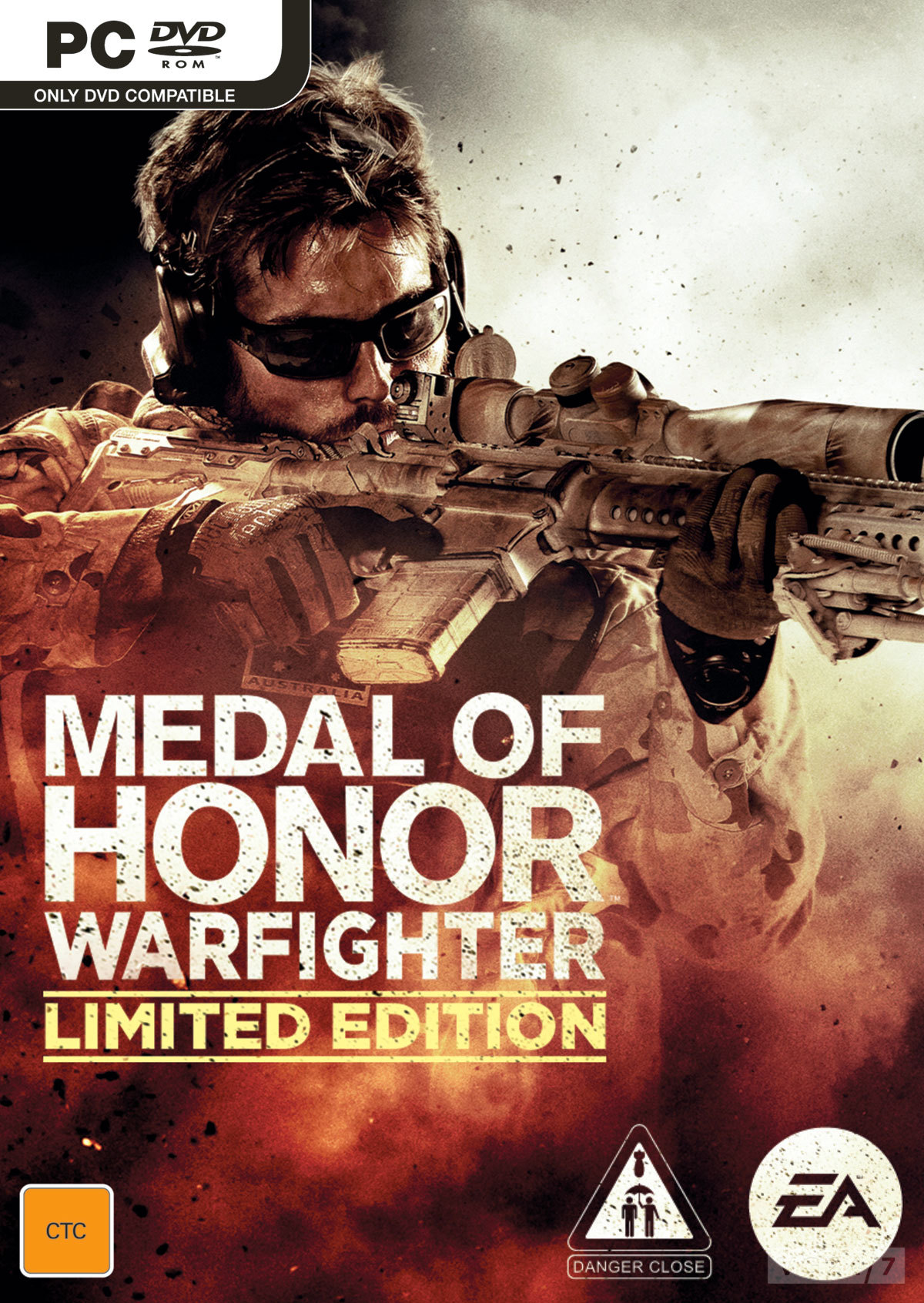 Medal of honor warfighter pc just push start