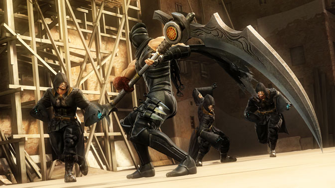 E3 2012: Ninja Gaiden 3: Razor's Edge (Wii U) Hands-On