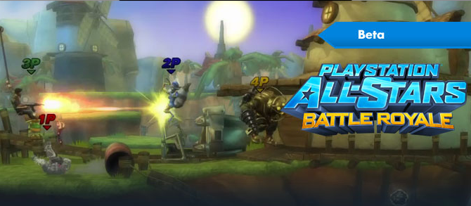PS All Stars Battle Royale Beta Invites Being Sent Out