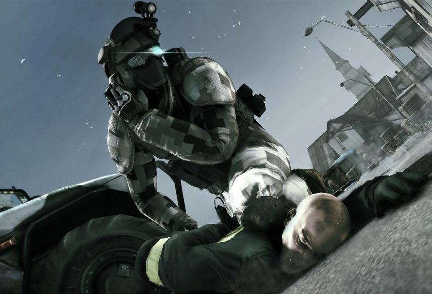 Room Cover Ghost Recon Ghost Recon Future Soldier Wii: Ghost Recon Future Soldier 'Arctic Strike Pack' DLC Coming