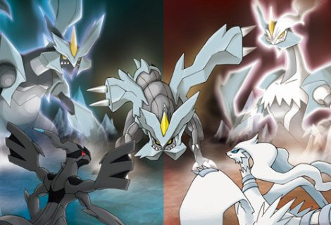 Pokemon Black & White Version 2 Release Date For Australia and New Zealand Revealed