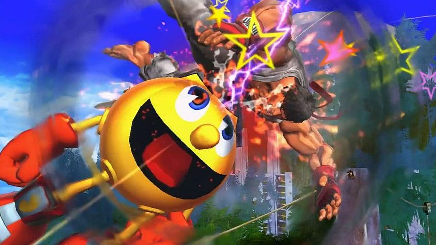 Mega Man and Pac-Man Will Never Be Released On Xbox 360 Street Fighter X Tekken