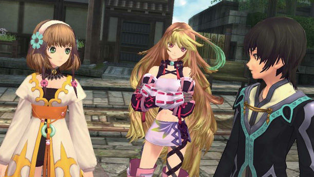 Tales of Xillia coming this summer, Graces f on PSN this March