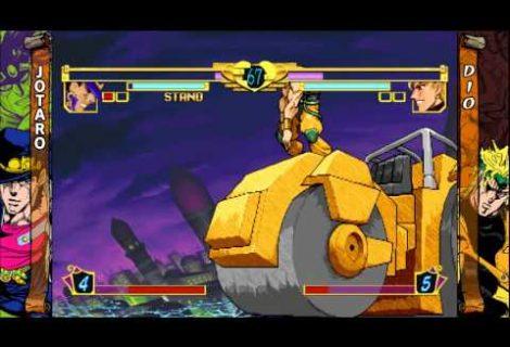 JoJo's Bizarre Adventure HD Ver. Hands on Gameplay