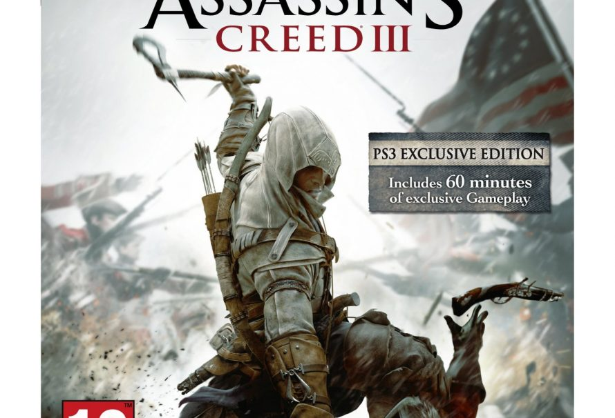 PS3 Version of Assassins Creed 3 Has an Exclusive Hour of Gameplay