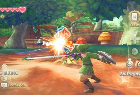 Nintendo eShop: Axiom Verge and Zelda: Skyward Sword available on Wii U