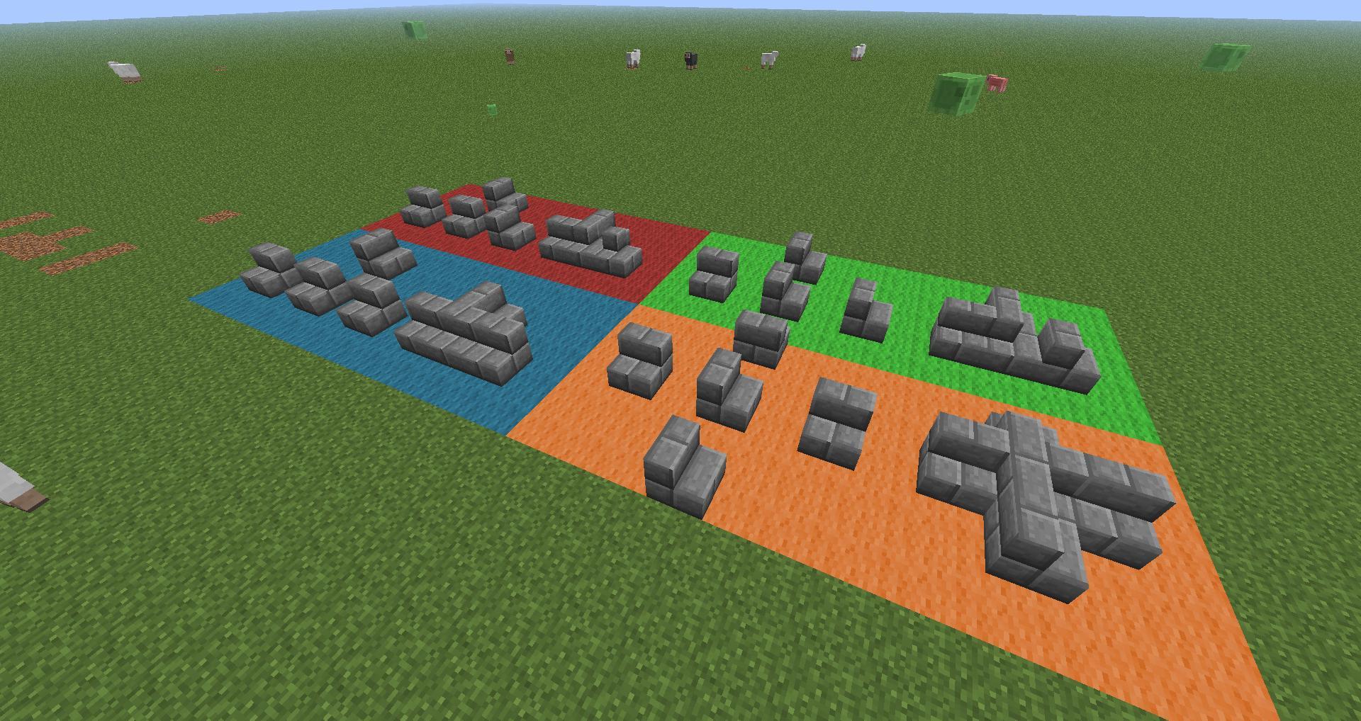 Цветочный горшок Minecraft Wiki 25
