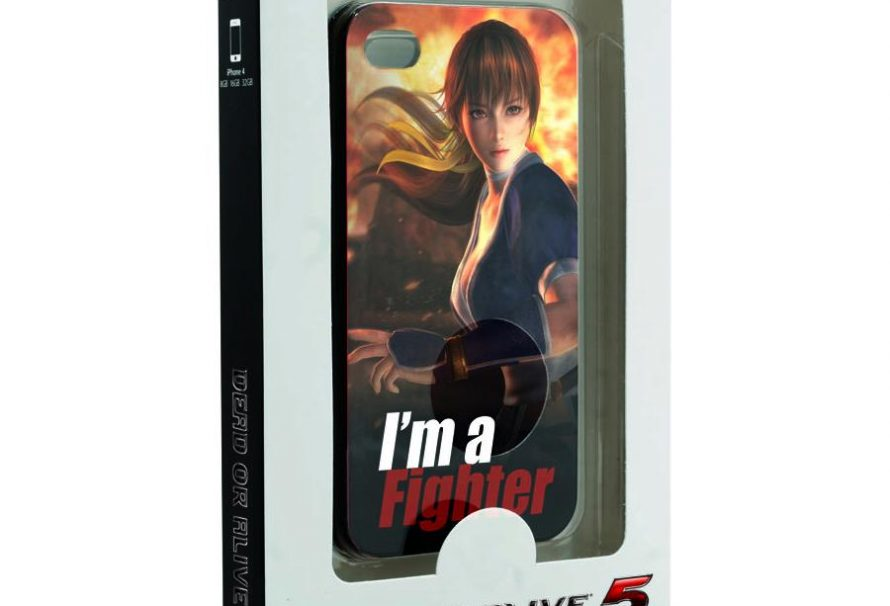 Pre-Order Dead or Alive 5 And Get A Special iPhone Case