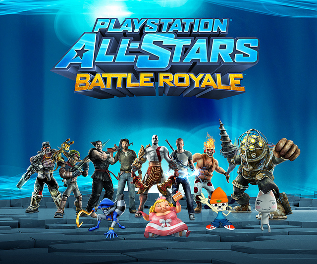 Guia Trofeos Playstation All Stars Battle Royale Ps4 Playstation 4