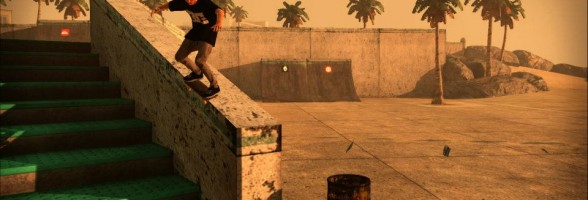 Tony Hawk's Pro Skater HD PC Version Has No Online Play