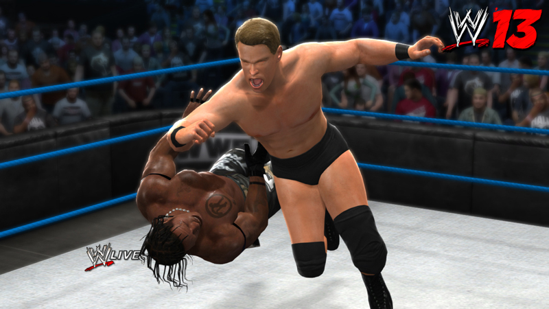 New Wrestling Game For Ps3 : Wwe video game news