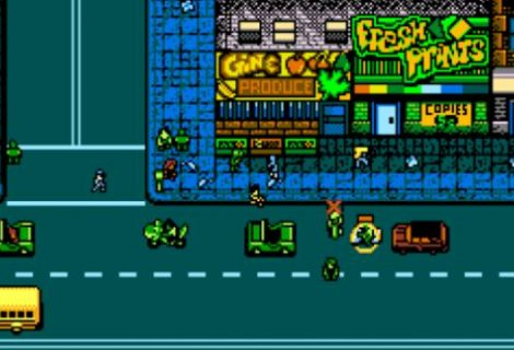 Retro City Rampage - Hands On Gameplay