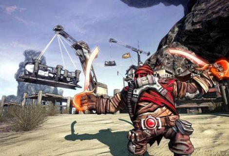 Borderlands 2: Captain Scarlett DLC - Hands On Gameplay