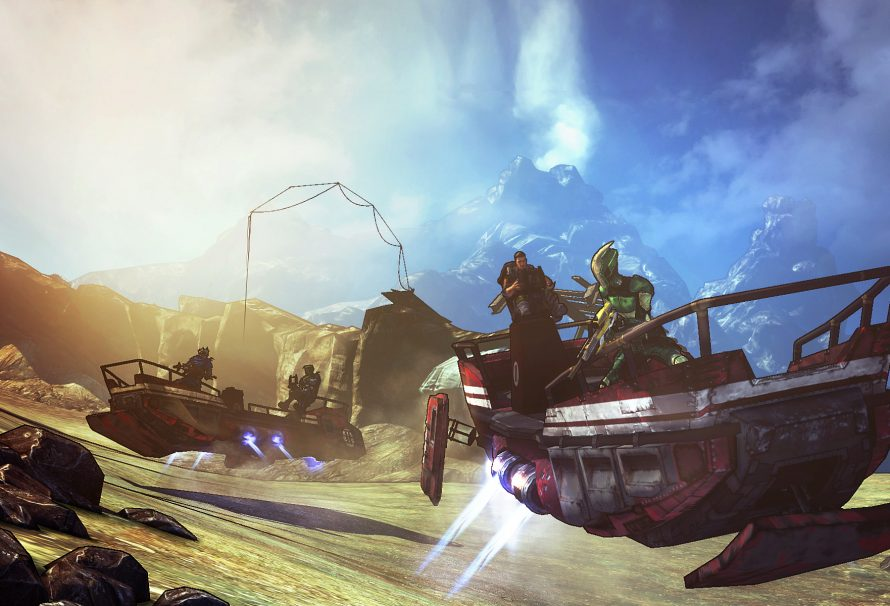 Borderlands 2 level cap increase DLC now available