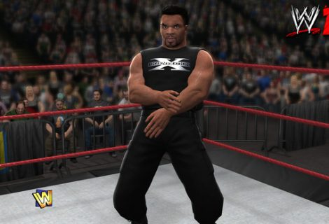 Extended Mike Tyson WWE '13 Interview