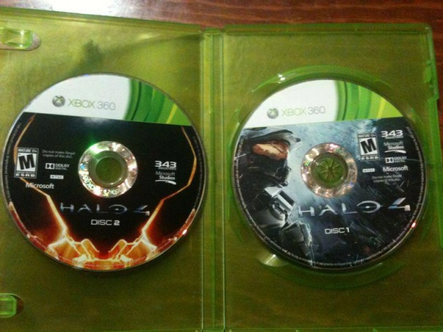 Rumor: Halo 4 Disc 1 Leaked on Torrent Sites (Updated)