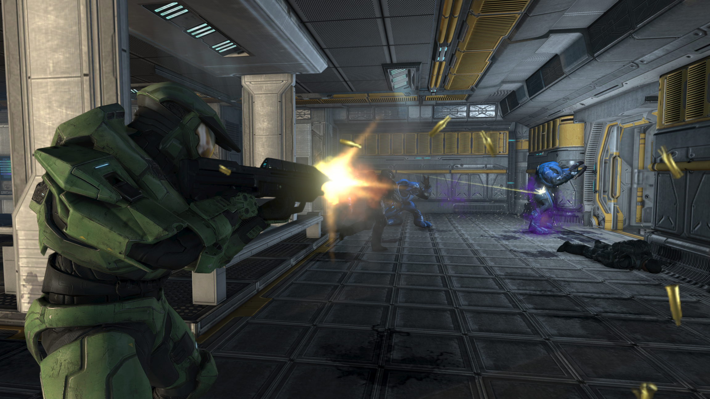 how to get good at halo pc