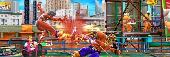 Street Fighter X Tekken Vita Cross-Link Confirmed