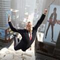The Amazing Spider-Man Swinging Onto The Wii U