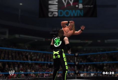 How To Powerbomb Road Dogg Through A Table In WWE '13