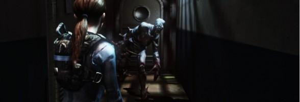 Resident Evil: Revelations Wii U Playable on the GamePad