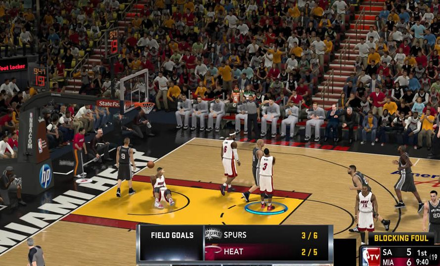 NBA 2K13 Gets A New Patch