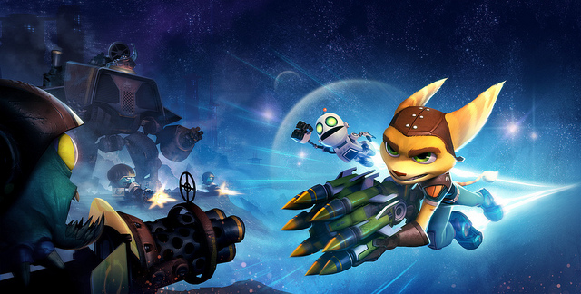 Ratchet and Clank: Full Frontal Assault Review