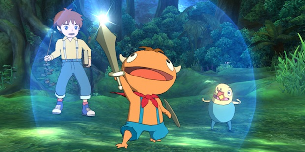 Ni no Kuni Demo – Hands On Gameplay