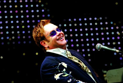 Elton John Joins Rock Band