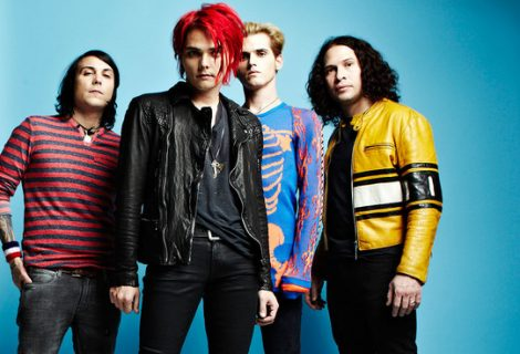My Chemical Romance Comes To Rock Band