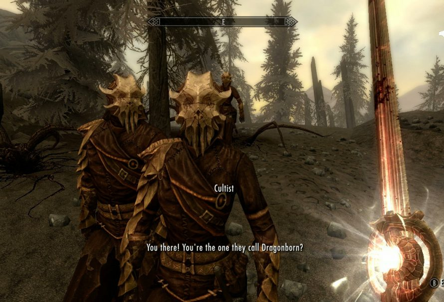 Skyrim Dragonborn and other DLCs coming to PS3 next month