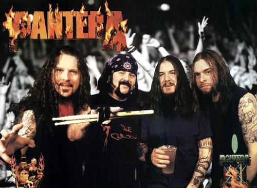 Pantera Rocking To Rocksmith