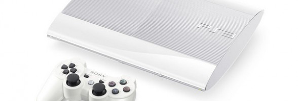 White PS3 Bundle Coming to North America