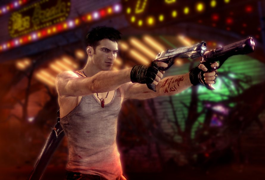 Alan Wake and DMC Devil May Cry on sale this weekend via Steam