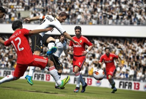 FIFA 13 Back On Top Of UK Charts