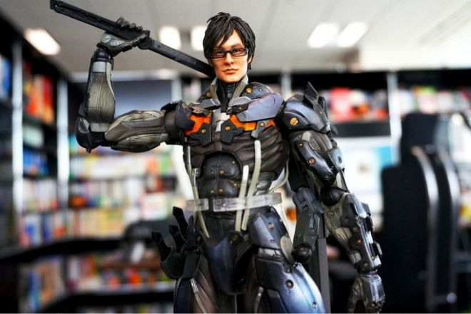 Hideo Kojima Is An Action Figure