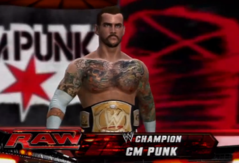 CM Punk's Theme Song Now On Rock Band