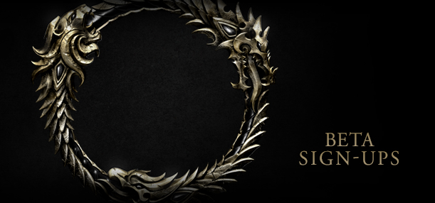 The Elder Scrolls Online Beta Sign Up is Live