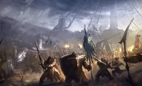 The Elder Scrolls Online Beta Invites Being Sent Out This Month