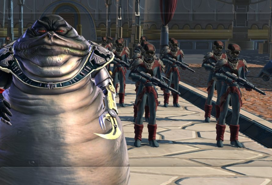 SWTOR Rise of the Hutt Cartel – Free to Subscribers Starting this Week