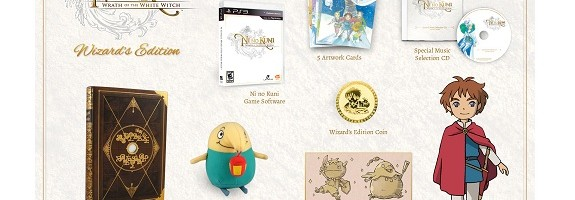 Ni No Kuni Wizard Edition selling at ridiculously high price