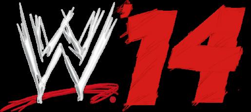wwe '14 logo