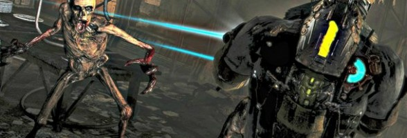 Dead Space 3 Is Full Of DLC