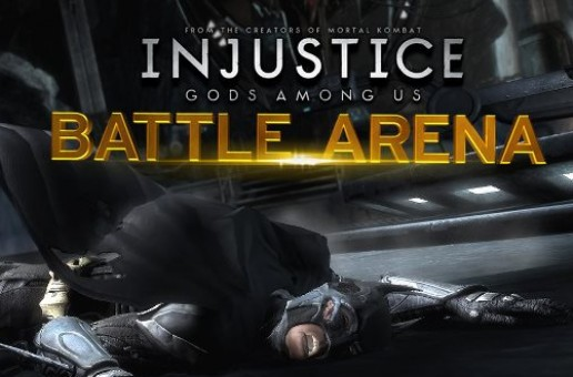 Injustice Battle Arena Invites Fans to Pick their Champion