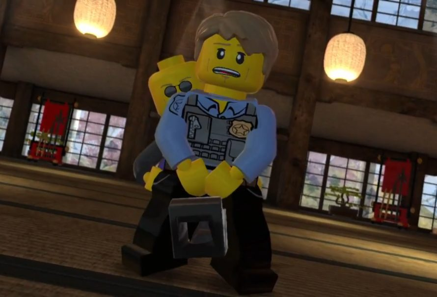 LEGO City Undercover a Single Player-Only Experience